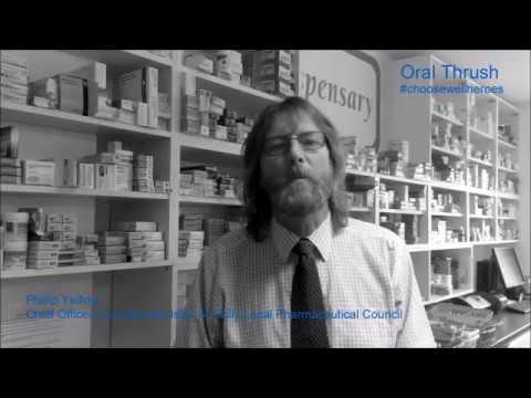 Minor ailment scheme - Oral thrush