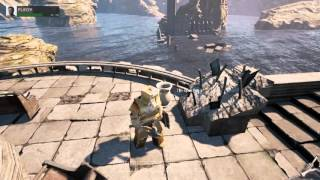 Melee combat Action game template v1 1  Unreal Engine 4