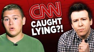 The Ridiculous Truth Behind CNN