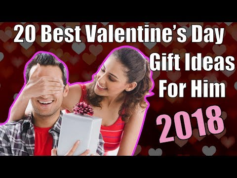 20 Valentine's Day Gifts For Your Husband - Best Gift Ideas For Men (NEW!)