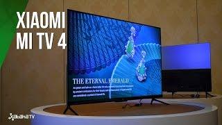 Mi TV 4 de Xiaomi, primeras impresiones