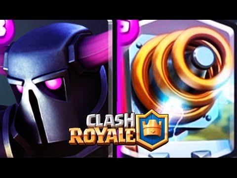 Clash Royale: Combo Perfeito P.E.K.K.A e SPARKY
