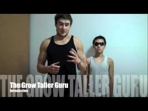 How To Grow Taller - Personal Height Increase Training