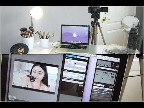 My Filming, Lighting, & Camera Set Up ♡