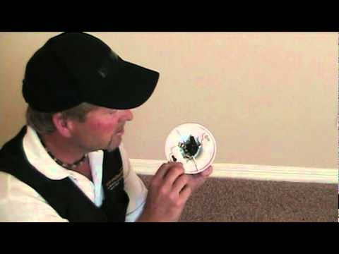How to Replace a Plastic Pull Chain Light Fixture
