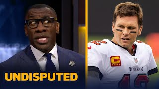 Shannon Sharpe has a big problem with Tom Brady yelling at his teammates | NFL | UNDISPUTED