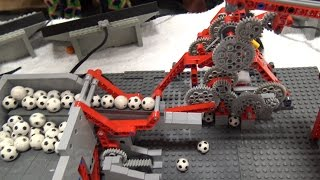 LEGO Great Ball Contraption | Brickworld Indy 2016