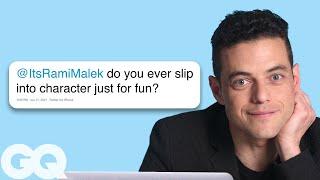 Rami Malek Goes Undercover on Reddit, YouTube and Twitter   GQ