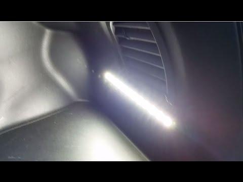 Install Nissan Juke Trunk Lighting