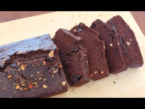 Easy One-Bowl Chocolate banana bread |Pain de banane au chocolat (Vegan/Plant-Based)