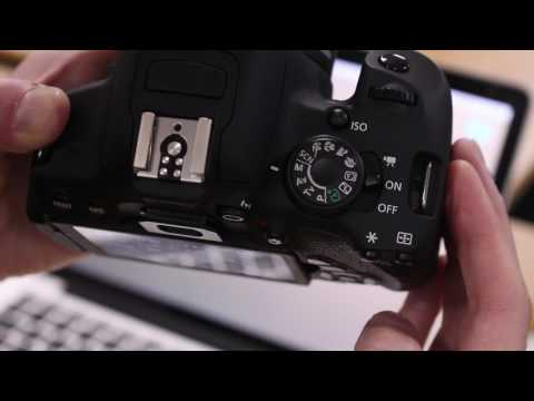 Canon 700d White Balance for Video Making