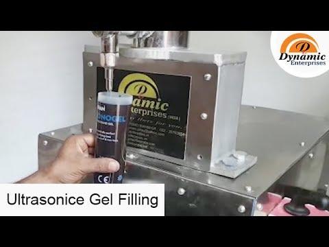 Semi automatic Tube Filling Machine.Ecg Gel Filling Ultrasonice Gel Filling Manual tube Filling
