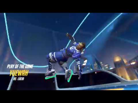 Overwatch - Play of the Game - LUCIOBALL