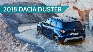 New 2018 Dacia Duster first in-depth review: level up!