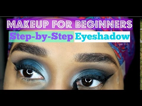 Makeup Tutorial For Beginners: Step By Step Eyeshadow   Nae and Nea