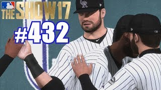 CUBS ON VERGE OF ELIMINATION!   MLB The Show 17   Road to the Show #432