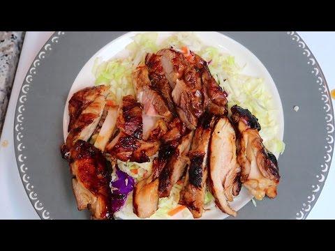 Easy Hawaiian BBQ Chicken - Cooking Vlog#14
