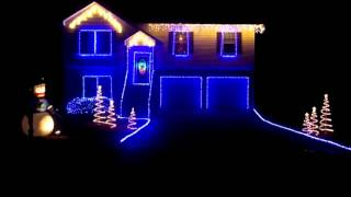 By Comer Lights · Frozen   Do You Want To Build A Snowman Christmas Light  Show