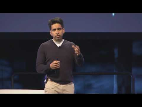 CHI 2016 Closing Keynote: Salman Khan - Education Reimagined