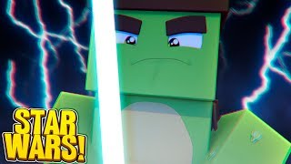 Minecraft Star Wars #1 - WE WANT TO BE JEDI!