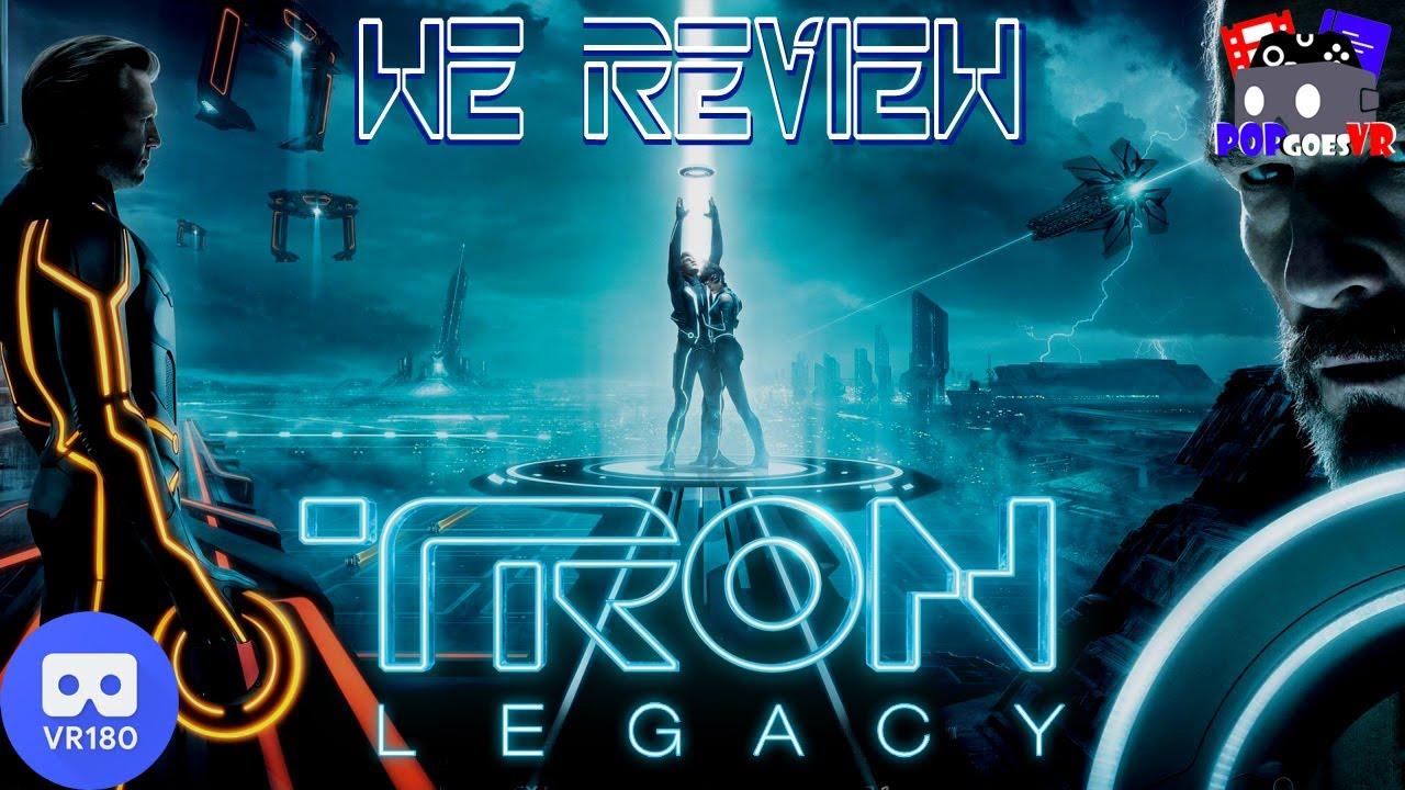 Tron: Legacy | Review | VR180 3D