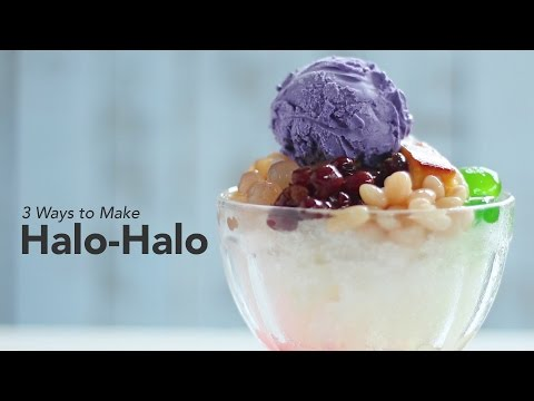 3 Ways to Make Halo-Halo   Yummy Ph