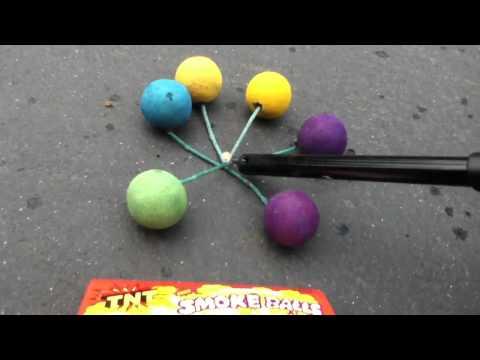 6-Pack FULL: TNT Smoke Balls