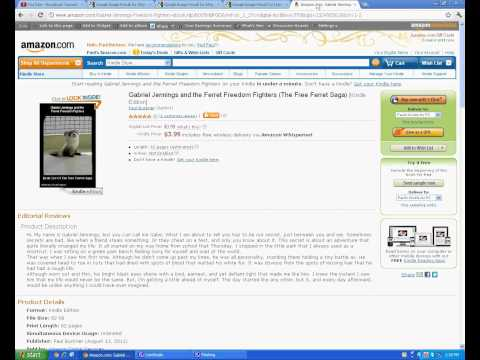 Amazon Barnes and Noble The Kindle The Nook and the rise of self publishing