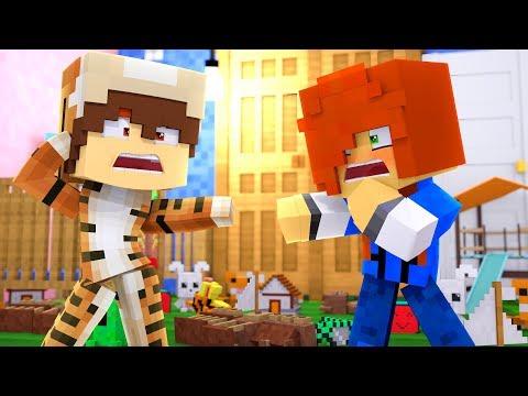 Minecraft Daycare - GENDER BENT !? (Minecraft Roleplay)