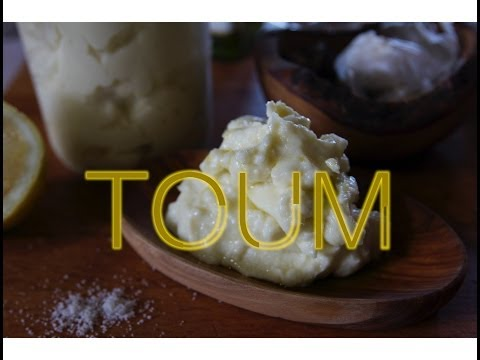 Garlic Spread: Toum | Fresh P