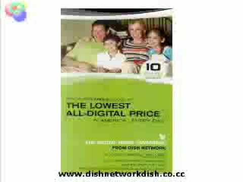 Free Satellite TV from Dish Network
