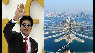 शाहरुख खान का दुबई वाला घर देख कर हो जायेंगे हैरान...