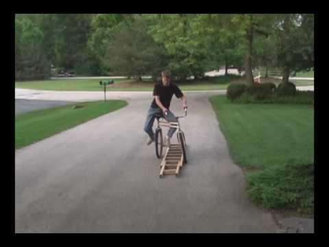 Super Trick Cycle (Swing Bike) Unicycle Joel Snavely