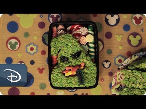 Disney Parks How-To Make A Bento Box Magical: Oogie Boogie | Walt Disney World