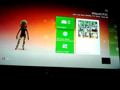 Changing your xbox360 gamertag for free!!!!!