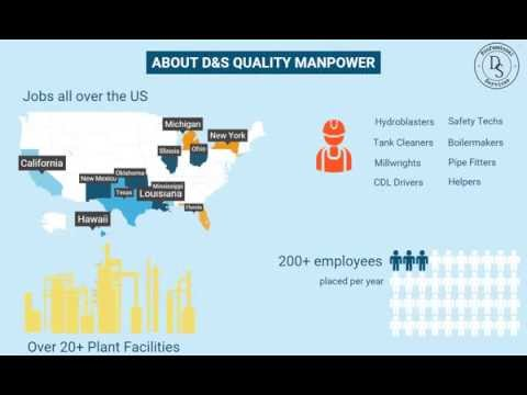 How D&S Temporary Manpower Saves Time & Money
