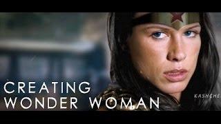 Superman: Doomsday - BTS Vol 3 - Creating Wonder Woman