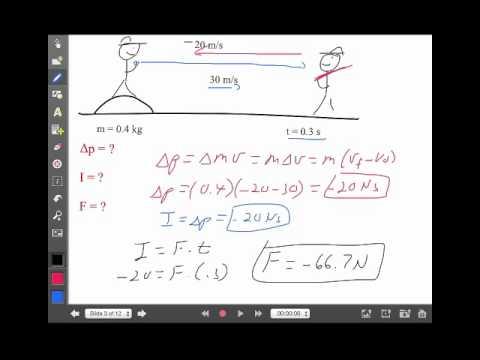 Momentum Lecture 1