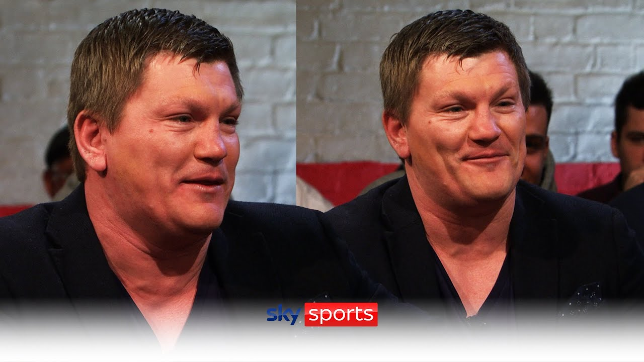 """""""He was annoying - but I respected him!"""" 