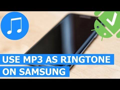 How to Use a MP3 Song as Ringtone on a Samsung Galaxy (Android 7)