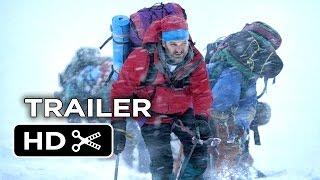 Download Everest Official Trailer #1 (2015) - Jason Clarke, Jake Gyllenhaal Adventure Movie HD Video