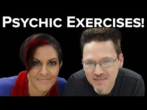 How To Develop Psychic Abilities With Psychic Exercises | Psychic Development