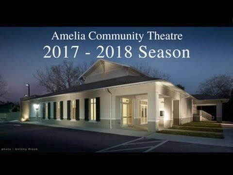 Amelia Community Theatre 2017-2018 Main Stage Season