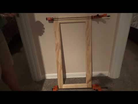 HOW TO MEASURE THE PANELS IN PANEL DOORS