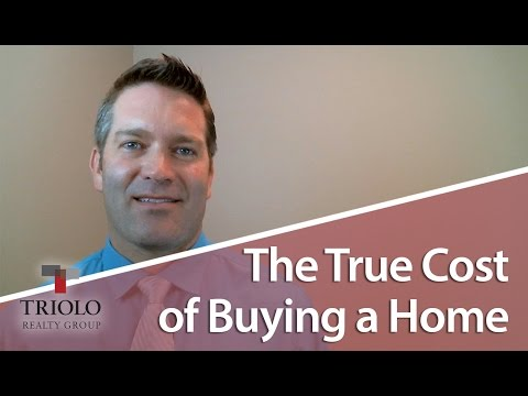 San Diego Real Estate: The true cost of buying a home