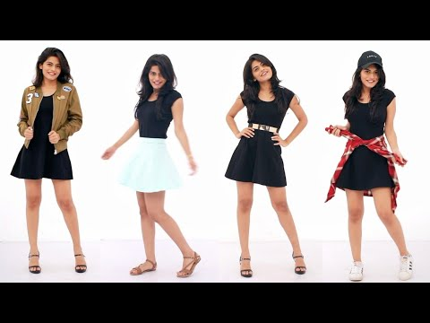 How To Style One Dress in 10 Different Ways   Dhwani Bhatt