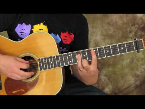 Jack Johnson - Better Together - Acoustic Guitar Lesson- how to play on guitar