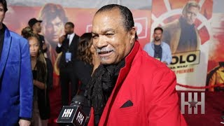 Billy Dee Williams Says There