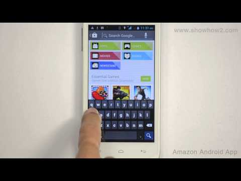 Amazon Android App - How To Download And Install Amazon App On Your Mobile