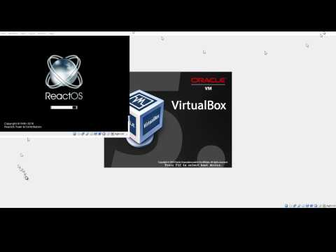 Installing ReactOS 0.4.2 + installing audio drivers and guest additions with Direct3D support